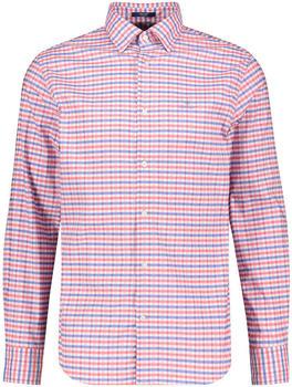GANT Regular Fit Tech Pre Jaspé Gingham Oxford Shirt rapture rose (3022530-665)