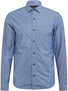 S.Oliver Hemd aus elastischer Qualität glory blue (03.899.21.5240)