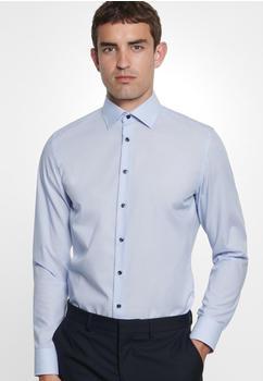 Seidensticker Chambray Business Shirt Slim Fit (1.664340-11)