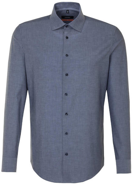 Seidensticker Chambray Business Shirt Slim Fit (1.664340-19)