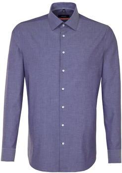 Seidensticker Chambray Business Shirt Slim Fit (1.664340-87)