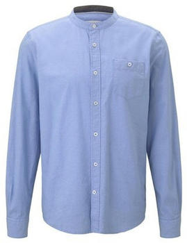 Tom Tailor Longsleeve light blue chambray (1015318)