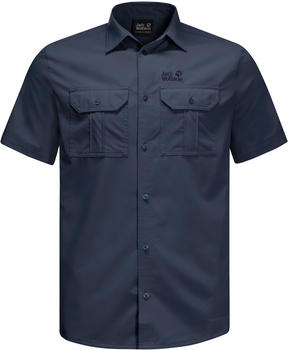 Jack Wolfskin Kwando River Shirt M night blue