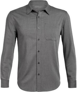 icebreaker-mens-cool-lite-compass-flannel-ls-shirt-gritstone-heather