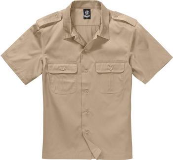 Brandit US Shirt Shortsleeve (4101) beige