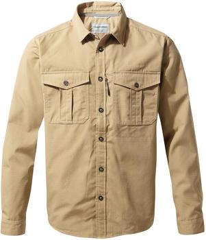 craghoppers-kiwi-ripstop-shirt-raffia