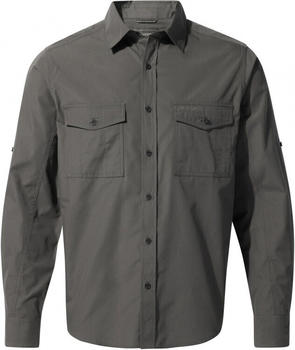 craghoppers-kiwi-long-sleeved-shirt-cms700-dark-grey