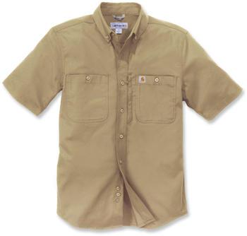 Carhartt Rugged Shirt (102537) dark khaki