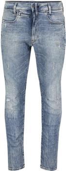 G-Star D-Staq 3D Skinny Jeans light vintage aged destroy