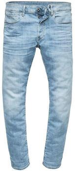 G-Star 3301 Slim Jeans light indigo aged