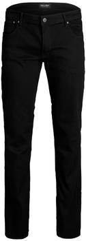 Jack & Jones Tim Original AM 816 Plus Size Slim Fit Jeans black denim