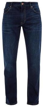 S.Oliver Regular Fit: straight leg jeans (03.899.71.5292) dark blue stretched