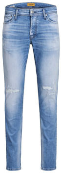 Jack & Jones Glenn Original Slim Fit Jeans (JOS 588) blue denim