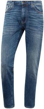Mavi Chris Tapered Jeans dark shaded urban comfort