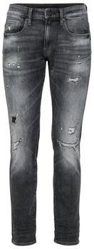 G-Star Revend Skinny Fit Jeans vintage ripped basalt