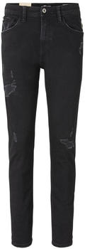 Tom Tailor Denim Jeans (1020047) destroyed dark stone black den