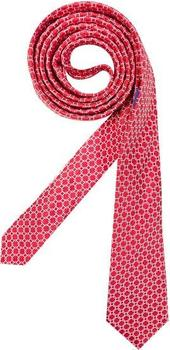 Joop! Krawatte gepunktet dunkelrosa (17007187-464)