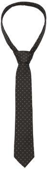 Seidensticker Krawatte schwarz (179317)