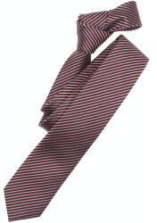Venti Gewebt Krawatte Gestreift (183064400) rot