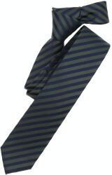 Venti Gewebt Krawatte Gestreift 001080 grün