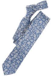 Venti Gewebt Krawatte Gemustert (113639600) blau