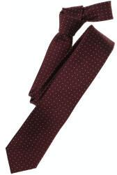 Venti Struktur Krawatte Gemustert (193161900) rot