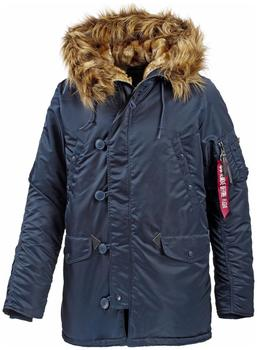 Alpha Industries N3B VF 59 Man blue