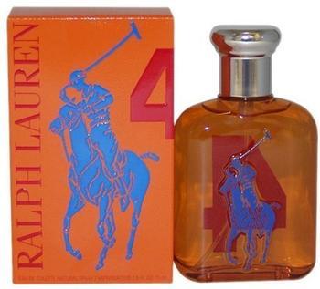 Ralph Lauren The Big Pony Collection 4 Eau de Toilette (75ml)