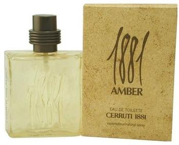 Cerruti 1881 Amber Eau de Toilette (100ml)