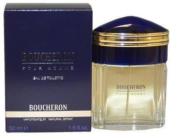 Boucheron Pour Homme 50 ml EDT Spray, 1er Pack (1 x 50 ml)