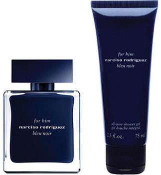 Narciso Rodriguez for Him Bleu Noir Set (EdT 50ml + SG 75ml)