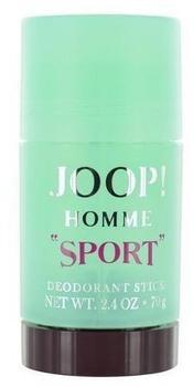 Joop! Homme Sport Deo Stick (75ml)