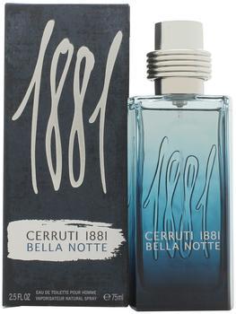 Cerruti 1881 Bella Notte Eau de Toilette (75ml)