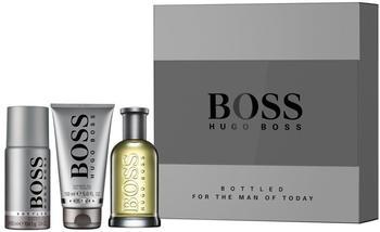 Hugo Boss Bottled Set (EdT 100ml + SG 150ml +DS 150ml)
