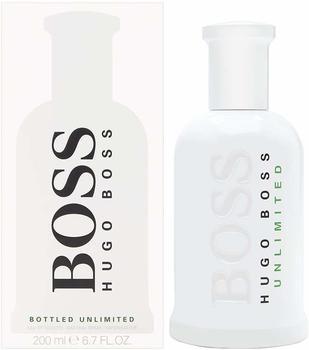 HUGO BOSS BOSS BOTTLED UNLIMITED EDT 200 ml