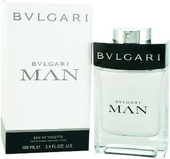 Bulgari Man Eau de Toilette (100ml)