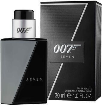 James Bond 007 Seven Eau de Toilette (30ml)