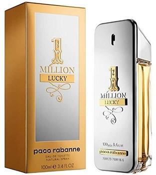 Paco Rabanne 1 Million Lucky Eau de Toilette (100ml)