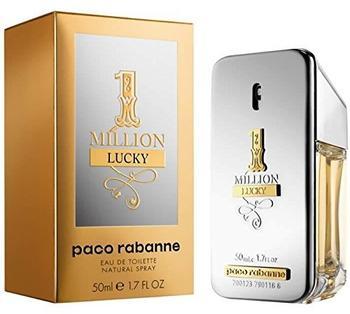 Paco Rabanne 1 Million Lucky Eau de Toilette (50ml)