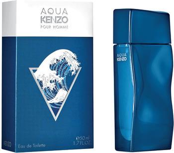 Kenzo Aqua Kenzo Pour Homme Eau de Toilette (50ml)