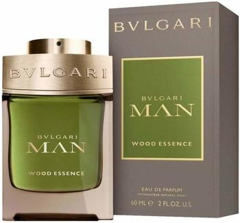 Bulgari Man Wood Essence Eau de Parfum (60ml)