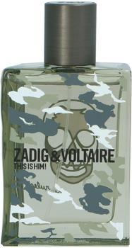 Zadig & Voltaire This Is Him! No Rules Capsule Collection Eau de Toilette (50ml)