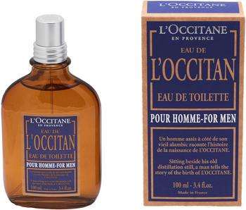 LOccitane Eau De LOccitan Pour Homme Eau de Toilette 100 ml