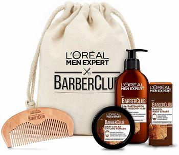 loreal-paris-lor-al-men-expert-barber-club-premium-geschenkset-stoffbeutel-mit-bartshampoo-bartoel-stylingpomade-und-gratis-bartkamm