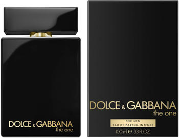 Dolce & Gabbana The One For Men Intense Eau de Parfum 100ml