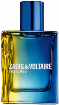 Zadig & Voltaire This is Him This is Love! Pour Lui Eau de Toilette 30ml