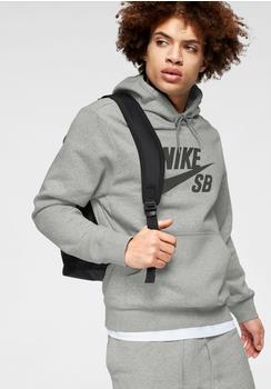 Nike SB Icon dark grey heather/schwarz (AJ9733-063)