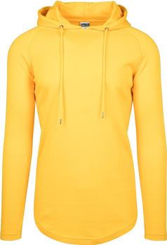 Urban Classics Hoody Long Shaped Terry yellow (TB1779-1148)