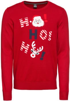 S.Oliver Christmas Pullover red (20.81161-5797-3660)