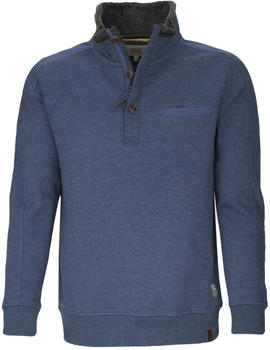 camel active Sweat Troyer blue (447183-14)